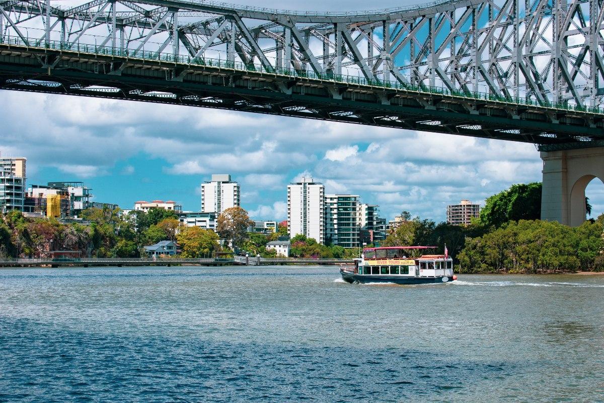 Brisbane River Sightseeing Tour