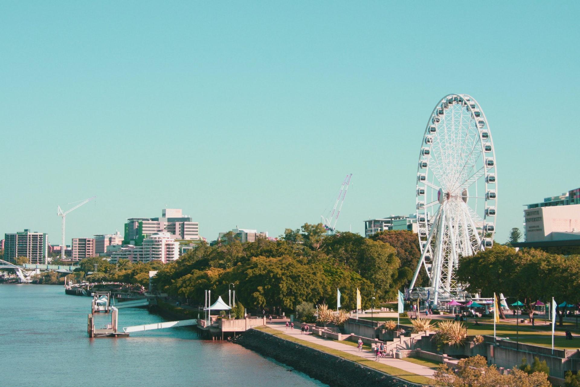 Brisbane City Ferris Wheel