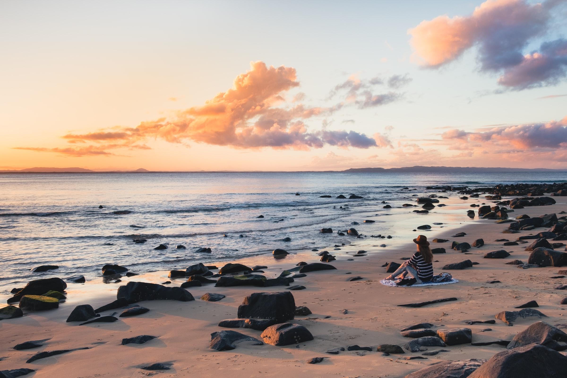 Noosa Beach Sunshine Coast
